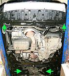 Захист картера двигуна і кпп Volvo (Волво) V40 2012-, фото 4