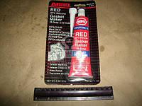 Герметик прокладок 85гр красный ABRO 11-AB