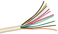Сигнальный кабель  CCA 12x7/0.22 неэкранированный бухта 100м