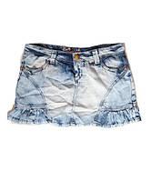 Юбка женская джинсовая летняя Gloria