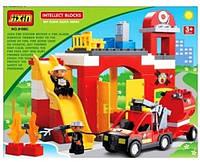 Конструктор Пожарная станция 9188C JIXIN