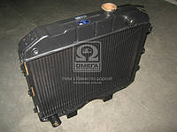 Радиатор водяного охлажденияУАЗ (3-х рядный) (производитель г.Бишкек) 15.1301010-01