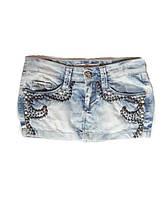 Юбка женская джинсовая летняя She