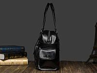 Чоловіча шкіряна дорожня сумка MCGOR. Модель 04290, фото 6