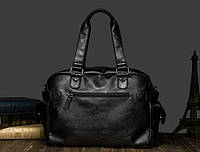Чоловіча шкіряна дорожня сумка MCGOR. Модель 04290, фото 7
