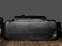 Чоловіча шкіряна дорожня сумка MCGOR. Модель 04290, фото 8