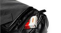 Чоловіча шкіряна дорожня сумка MCGOR. Модель 04290, фото 10