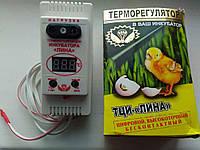 Терморегулятор в инкубатор Лина цифровой