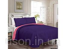 Покрывало на кровать Arya Rainbow фиолетовый