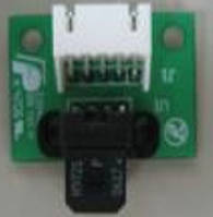 Плата с PCB датчиком энкодера (PCB Encoder Sensor Board for Flora printer), фото 1
