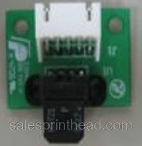 Плата с PCB датчиком энкодера (PCB Encoder Sensor Board for Flora printer), фото 1