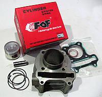 Поршневая GY6-80 куб для скутера, комплект ф 47 мм FDF