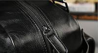 Мужская кожаная дорожная сумка MCGOR. Модель 04291, фото 7
