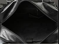 Мужская кожаная дорожная сумка MCGOR. Модель 04291, фото 6