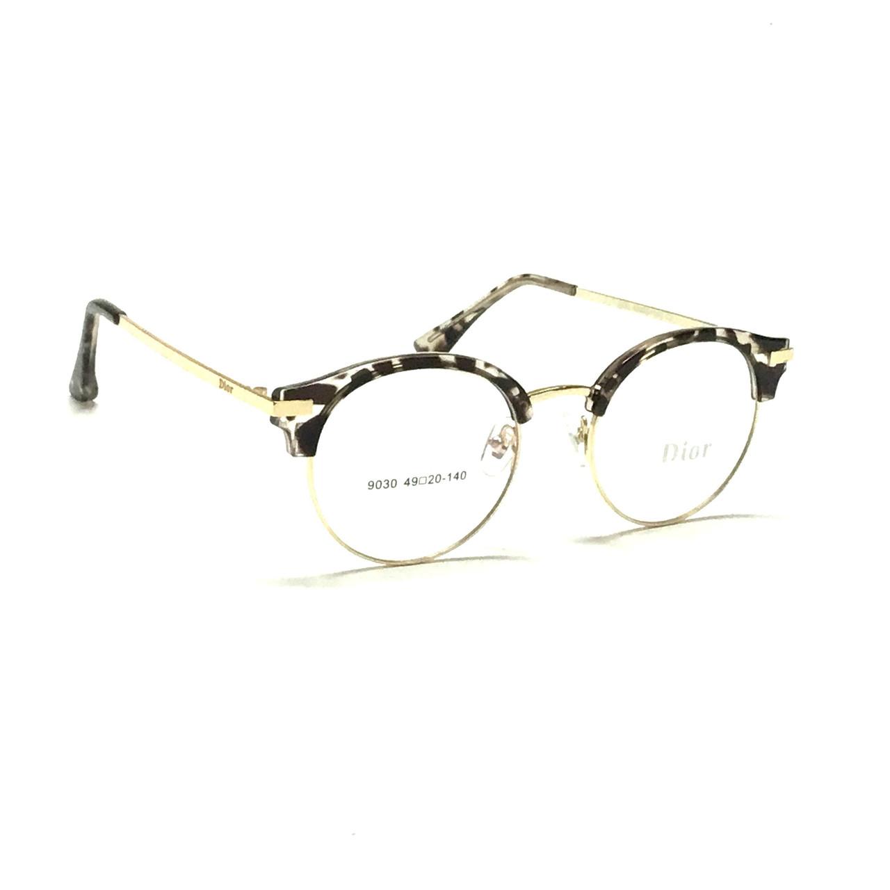 Компьютерные очки с полимерной линзой Dior