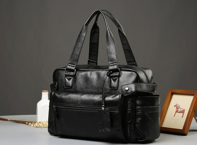 c84b4a7c347c Мужская кожаная дорожная сумка MCGOR. Модель 04291, цена 1 210 грн ...