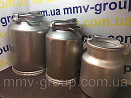 Бидон алюминевый молочный 40 л /Калитва