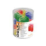 """Точилка для карандашей ( pencil sharpener ) с контейнером Delta """" Comfy """", фото 2"""
