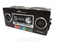 Портативная MP3 колонка USB SD плеер FM SPS-8964, фото 1