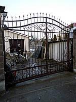 Ворота с сприводом