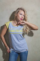 Футболка женская  модная , доставка по Украине