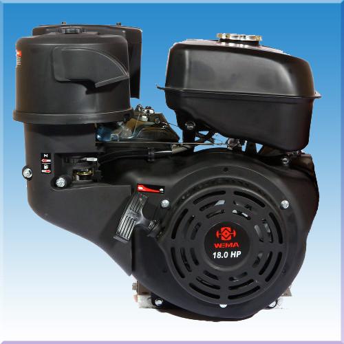 Двигатель бензиновый Weima WM192F-S New (18 л.с)