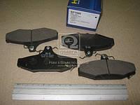 Колодка тормозной SSANGYONG MUSSO 2.0, 2.3, 2.9 (Производство SANGSIN) SP1066