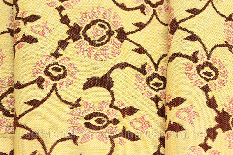 Ткань декоративная 16С107-ШР+С Рис.998 - Оксамит