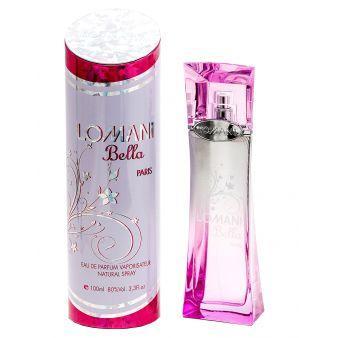 Женская парфюмерная вода Lomani Bella 100ml. Parour