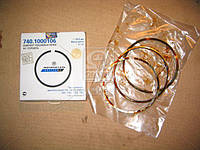 Кольца поршневые КАМАЗ поршневые кольца (МОТОРДЕТАЛЬ) 740.1000106