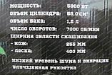 Бензокоса Тайга ТБТ-5800, фото 2