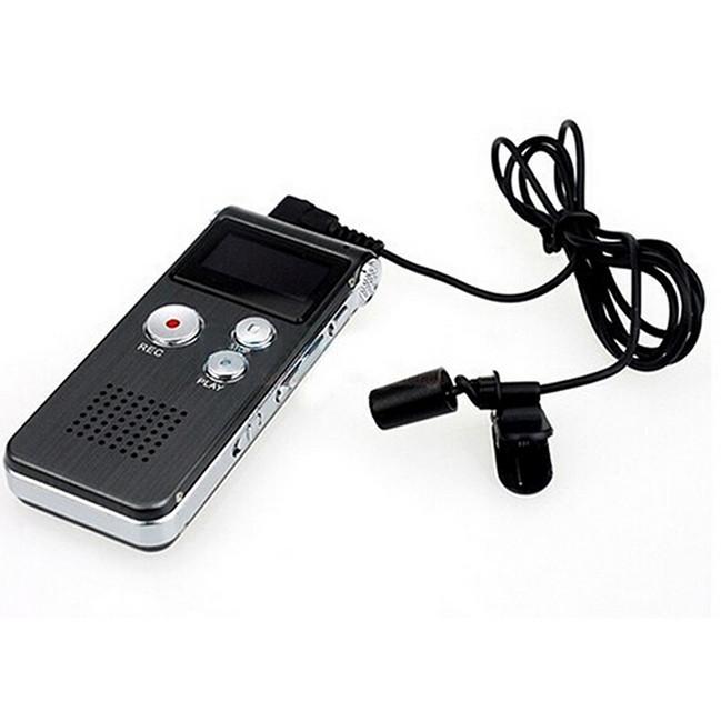 Диктофон с активацией голосом