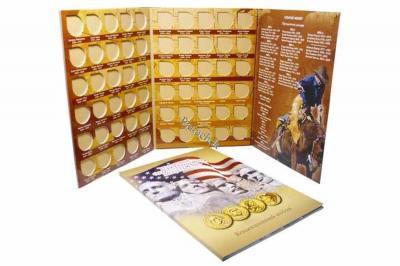 Альбом для монет купить доллар биметаллические монеты 2017