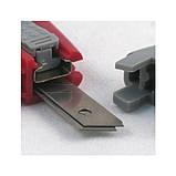 Нож канцелярский Axent, лезвие 9 мм, фото 3