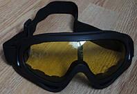 Очки защитные зимние маска защитная для сноуборда лыж лижні окуляри
