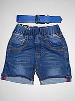 Джинсовые шорты для мальчиков F&D оптом,104-134 pp., фото 1