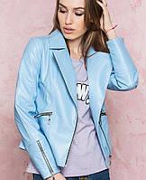 Женская куртка из экокожи | 1096 br