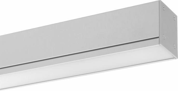 DECO-600: 18W 1900Lm линейный LED-светильник (48х59х600мм)