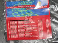 Ремкомплект двигателя ЯМЗ 238 (производитель Украина) 238-1000001