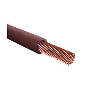 Провод  ПВ 3 0,5  коричневый  CU