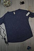 Женская футболка с бусинками  Italy, фото 1
