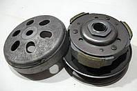 Вариатор задний комплект GY6-125/150 куб комплект