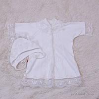 Крестильная рубашка для младенцев, Анна