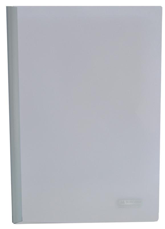 Папка швидкозшивач А4 Buromax притиск 6мм асорті BM.3370-99