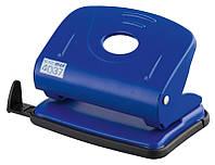Дырокол 20 л Buromax металический синий BM.4037-02