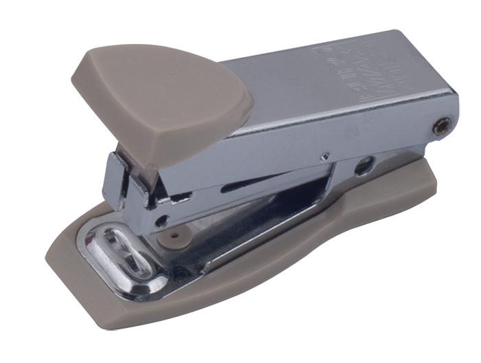 Степлер №10 Buromax 12л метал. серый BM.4151-09