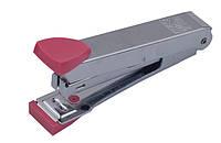 Степлер №10 Buromax 12л метал. розовый BM.4152-10