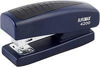 Степлер №24 Buromax 20л пластик. синий BM.4200-02