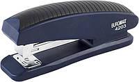 Степлер №24 Buromax 20л пластик. синий BM.4203-02