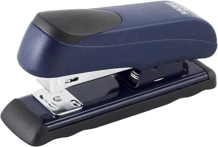 Степлер №24 Buromax 20л пластик. синий BM.4225-02